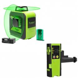 Niveau laser Huepar 602CG + Recepteur