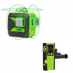 Niveau laser Huepar 603CG +...