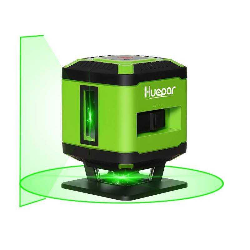 Niveau Laser de sol Huepar FL360G