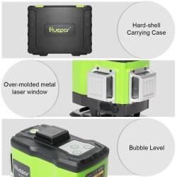 Niveau laser carreleur Huepar 503DG