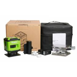 Packaging Niveau Laser de sol Huepar FL360G