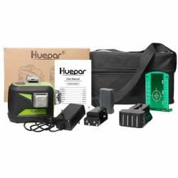 Packaging Niveau laser Huepar 603CG