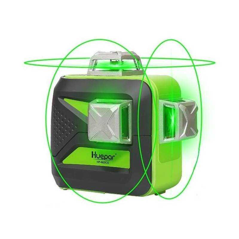 Niveau laser Huepar 603CG