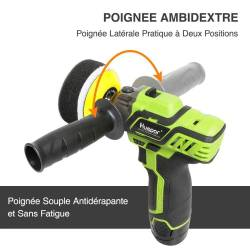 Ponceuse Ambidextre Huepar PS08-2120