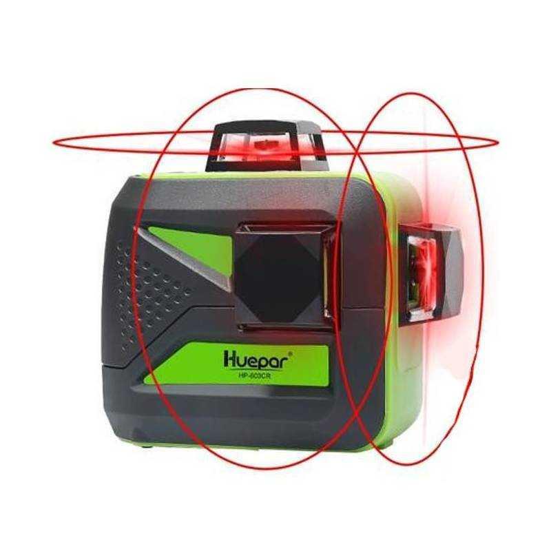 Niveau laser Huepar 603CR