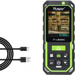 Télémetre laser Bluetooth LM200C