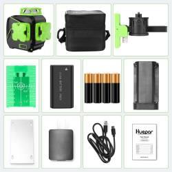 Packaging Huepar S03CG-Lite