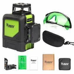 Packaging Niveau laser Huepar 902CG