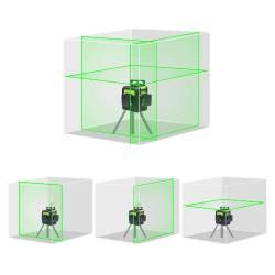 Niveau laser vert 360 Huepar 903CG