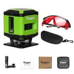 Packaging Niveau Laser carreleur Huepar FL360R