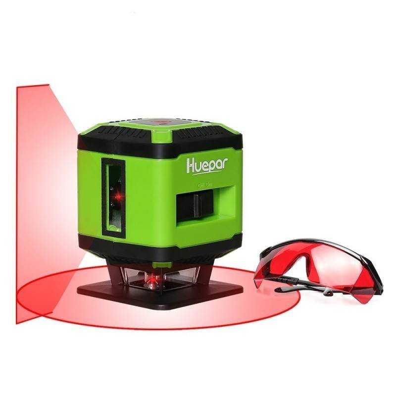Niveau Laser carreleur Huepar FL360R