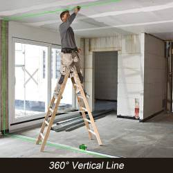 Niveau laser vertical Huepar 602CG