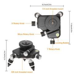 Base rotative Huepar AT2