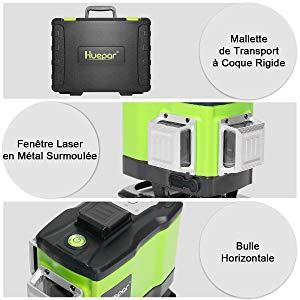 Sac de transport pour niveau laser