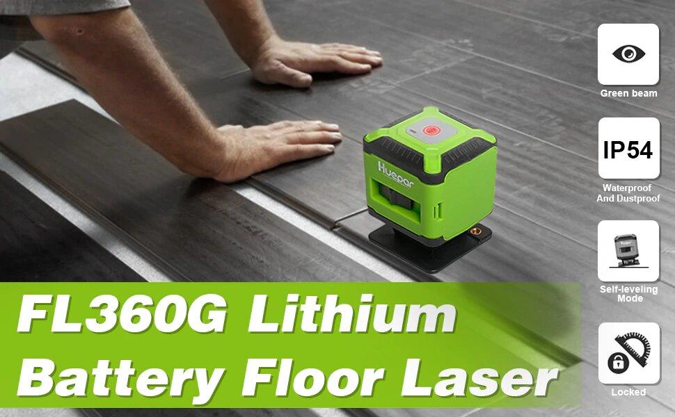 Laser pour carreleur FL360G