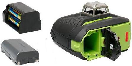 Batterie et piles pour niveau laser